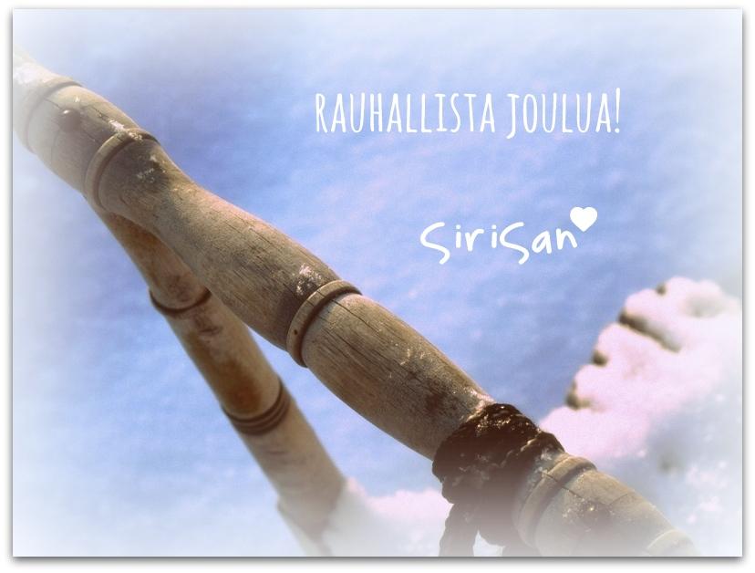 SiriSan_Joulu2014